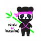 Niki Bambú Bio Vajillas